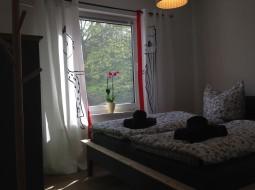 Schlafzimmer 2 FeWo 2